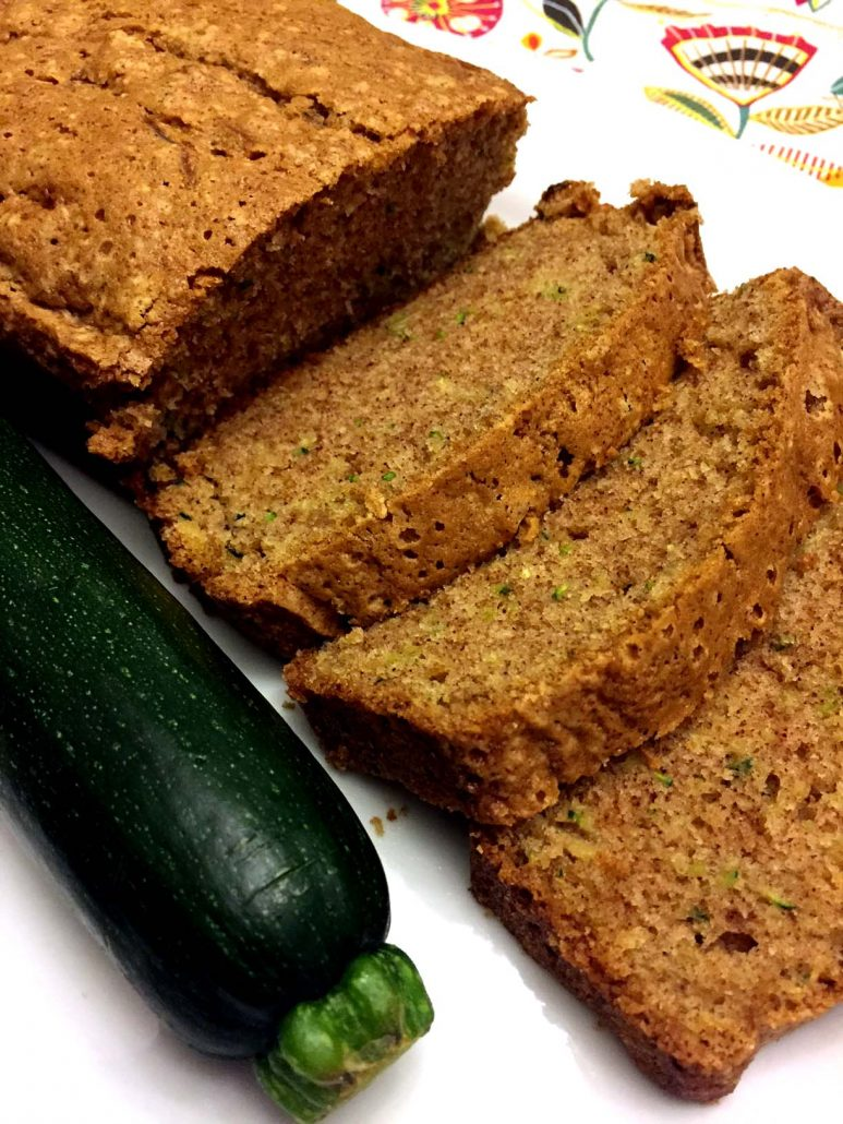 Best Ever Zucchini Bread Recipe