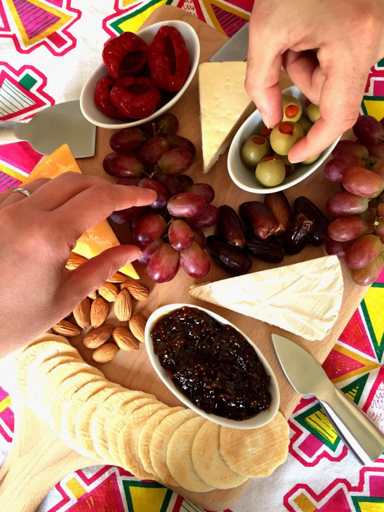 How To Make A Cheese Platter - Cheese Board Ideas