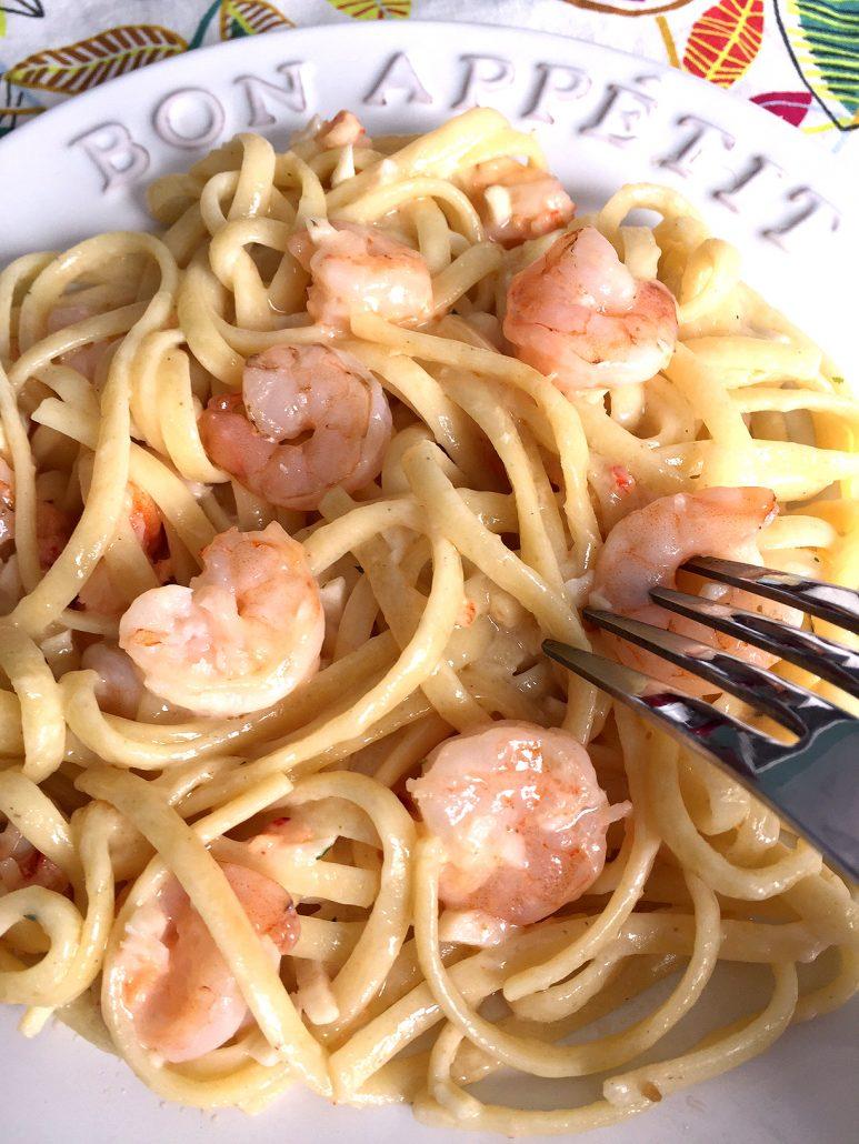 How To Make Shrimp Linguine