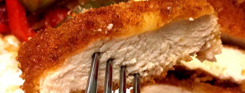 Crispy Breaded Chicken Breast