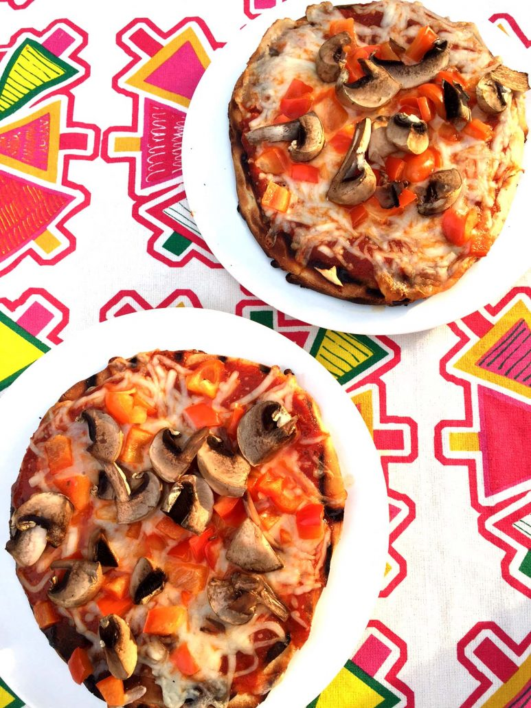 How To Grill Pizza Recipe And Instructions