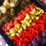 Rainbow Vegetables Recipe - Easy Healthy Oven Roasted Veggies!