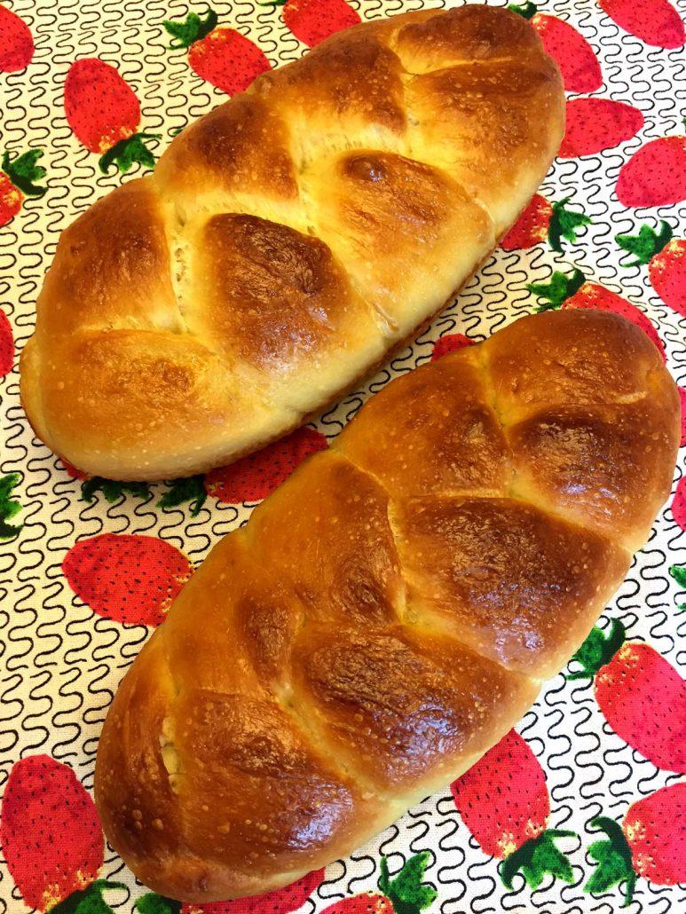 Challah Recipe