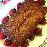 Strawberry Bread Recipe - Easy Loaf Cake With Fresh Strawberries