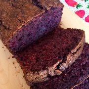 Blackberry Bread Recipe