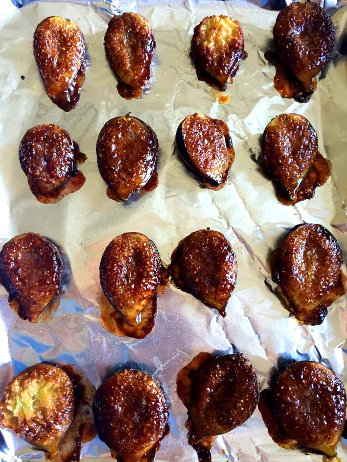 Easy Roasted Figs