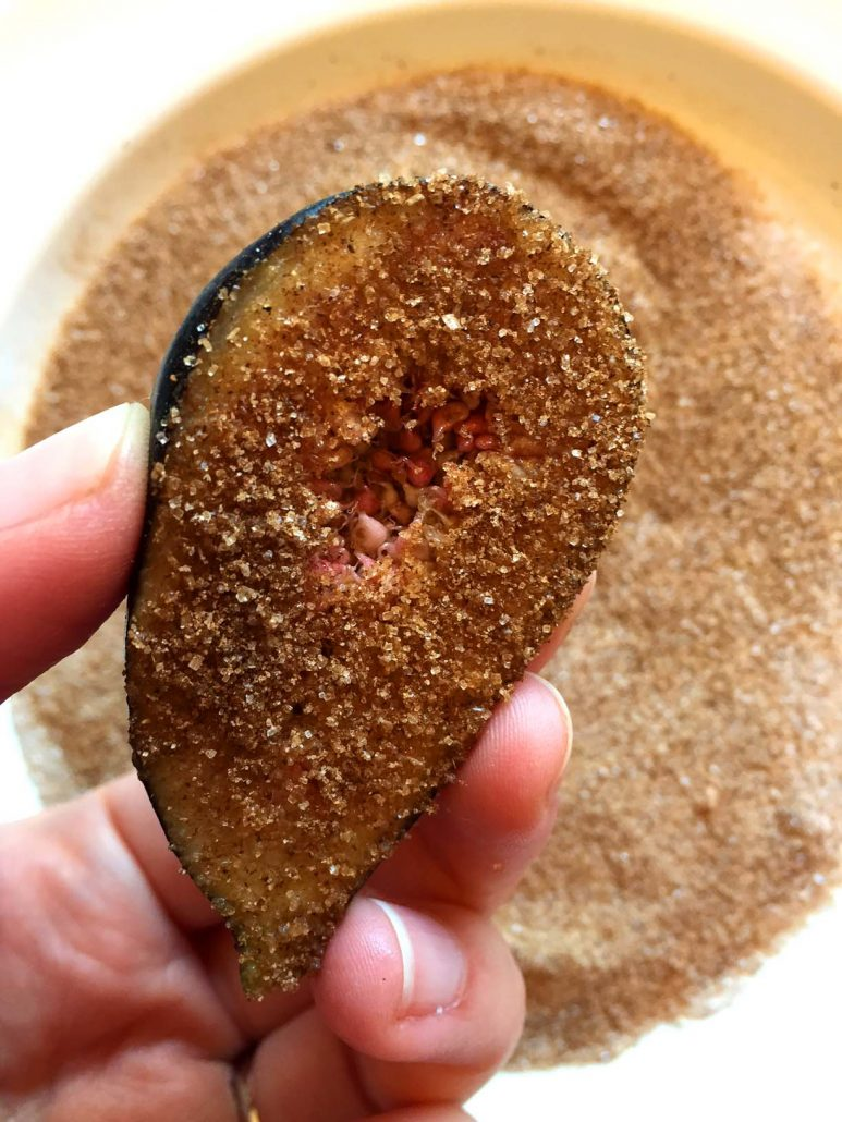 Cinnamon Sugar Figs