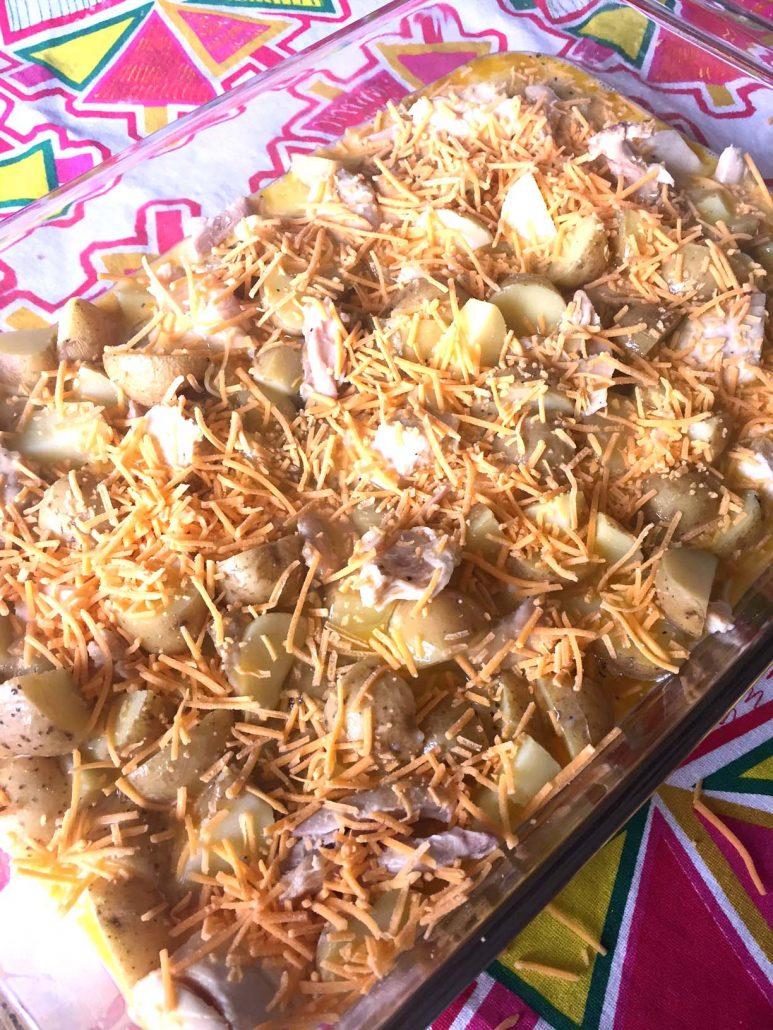 How To Make Breakfast Casserole Frittata