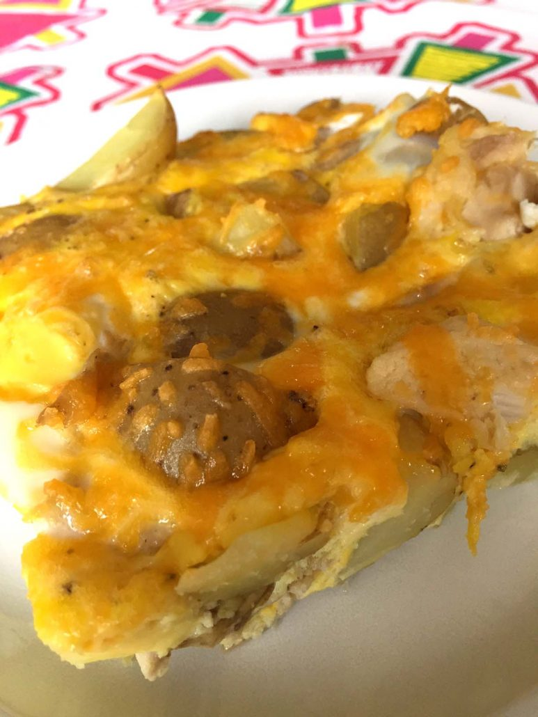 Egg Potato Frittata