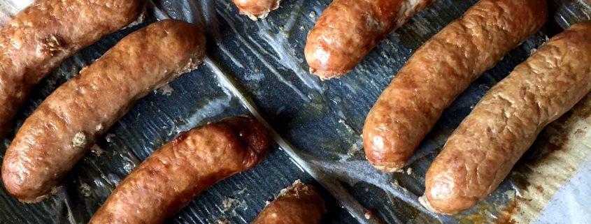 Baked Italian Sausage Recipe
