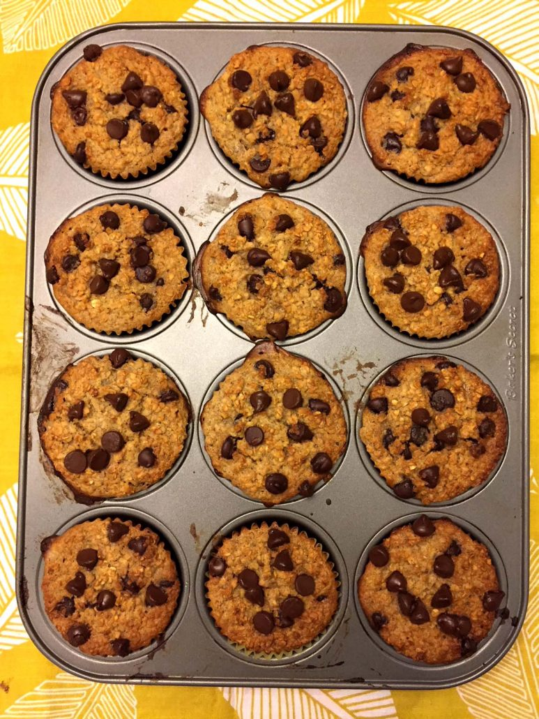 How To Make Baked Oatmeal In Muffin Cups