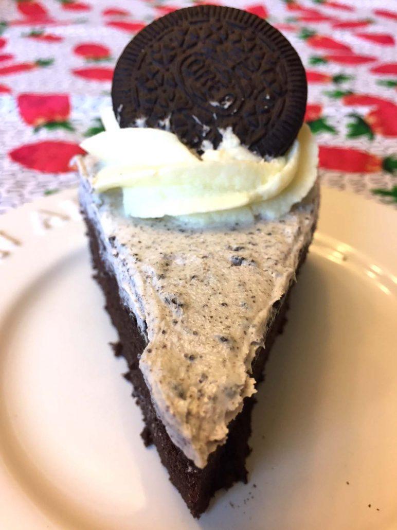 Cookies N Cream Oreo Cake