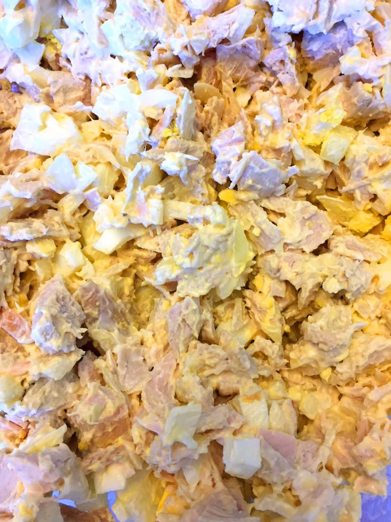 Creamy Turkey Salad