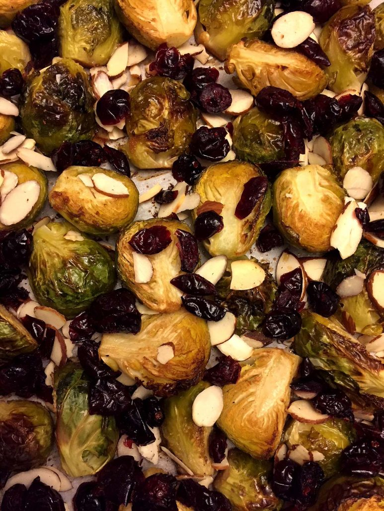 How To Make Roasted Brussels Sprouts Side Dish