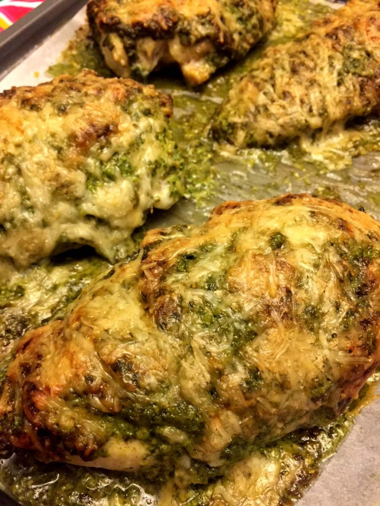 Pesto Chicken Breast Recipe