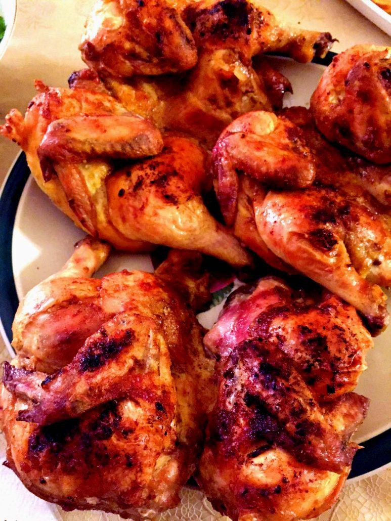 Oven Roasted Cornish Hens Recipe