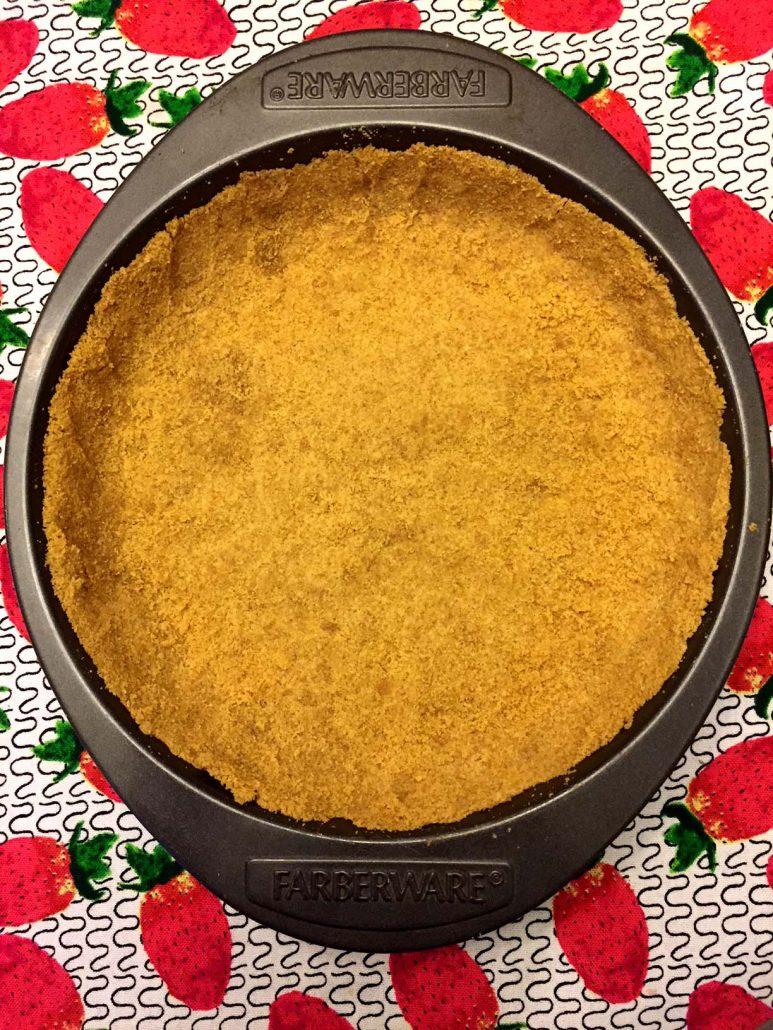 Graham Cracker Crumb Pie Crust Recipe