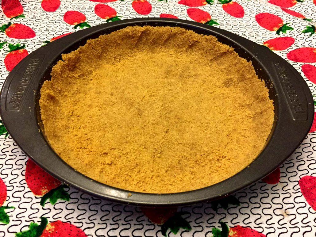 Graham Pie Crust