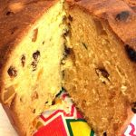 Panettone Christmas Bread Fruit Cake Recipe