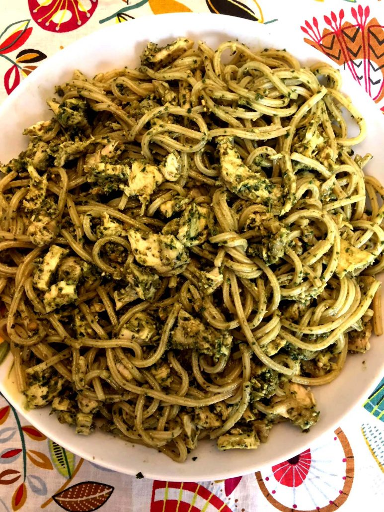 How Much Pesto Per Pound Of Pasta