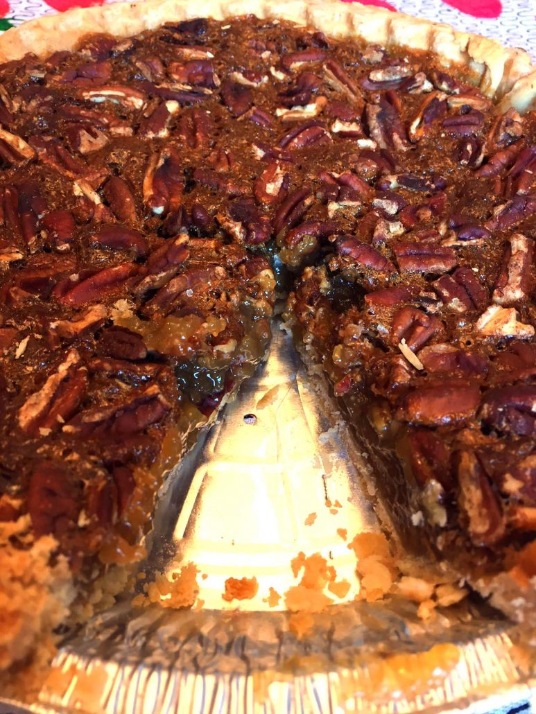 Pecan Pie Recipe Without Corn Syrup