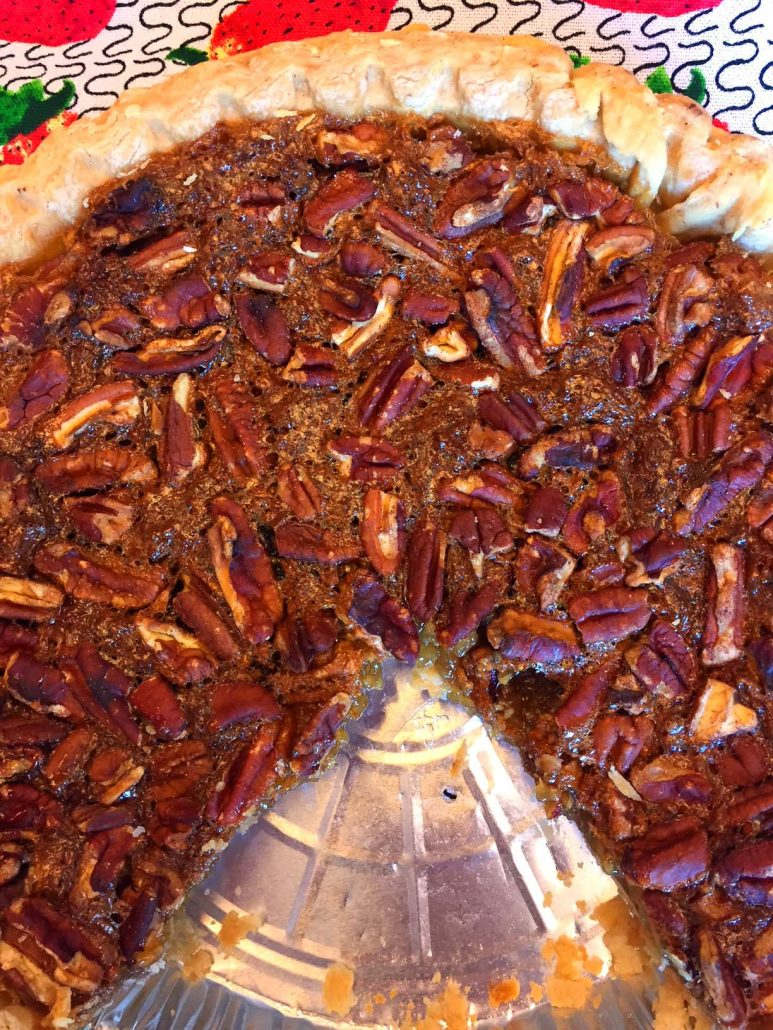 Easy Southern Pecan Pie Recipe