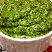 Basil Pesto Sauce Recipe