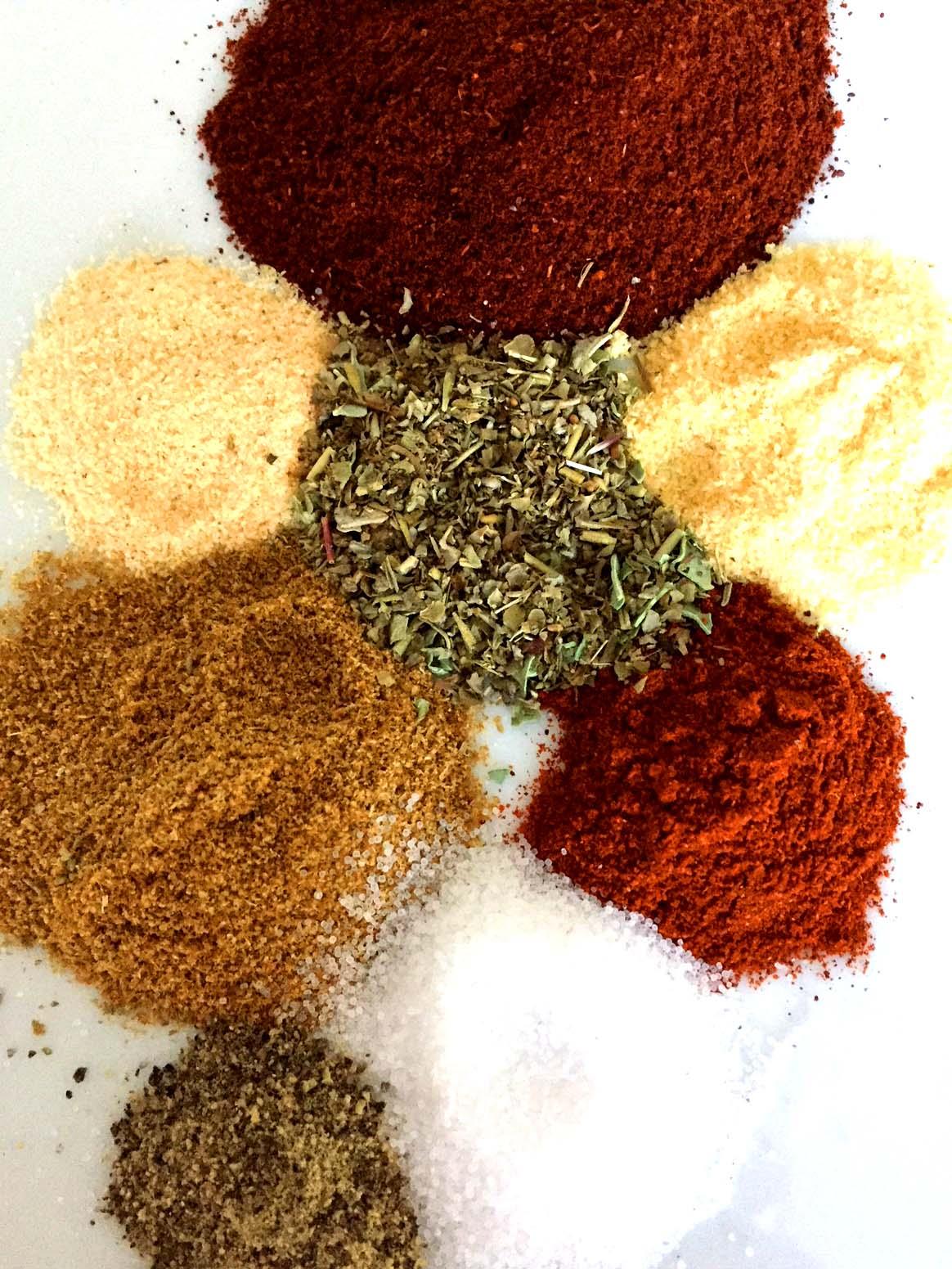 Homemade Taco Seasoning Mexican Spice Mix Recipe Melanie Cooks