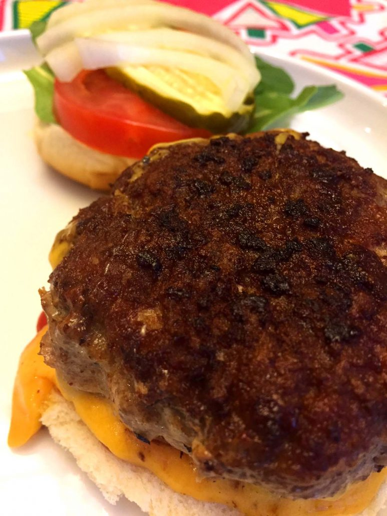 Juicy Turkey Burger Recipe