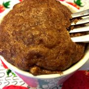 Almond Butter Mug Cake Recipe