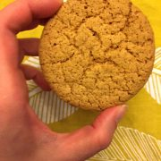 Healthy Snickerdoodles Cookies With Cinnamon And Almonds