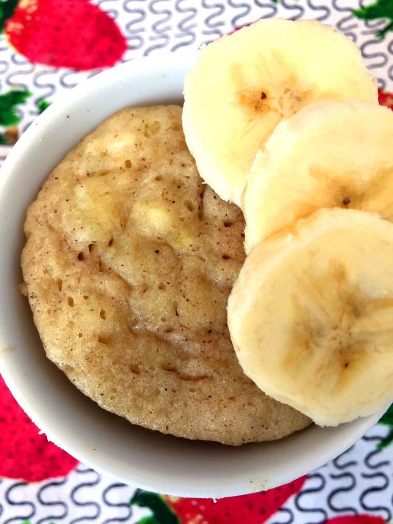 Coconut Flour Banana Bread