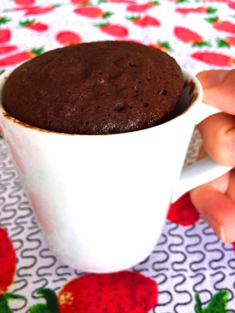Paleo Chocolate Mug Cake