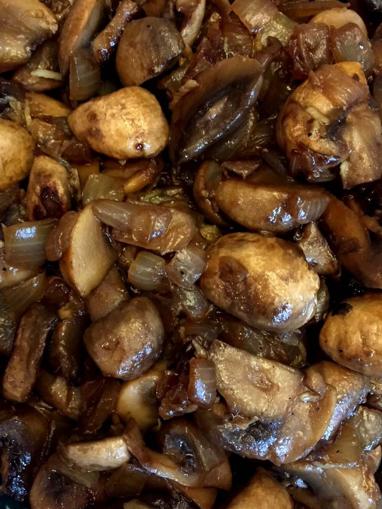 How To Make Sauteed Mushrooms