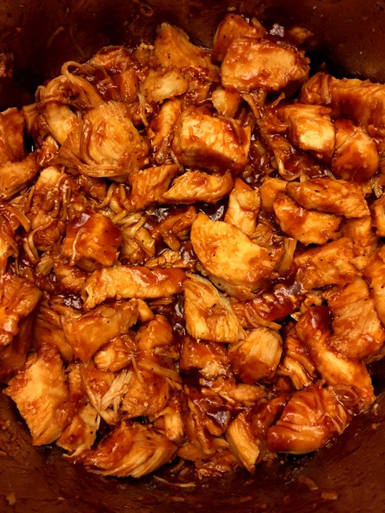 Easy BBQ Chicken Weeknight Dinner
