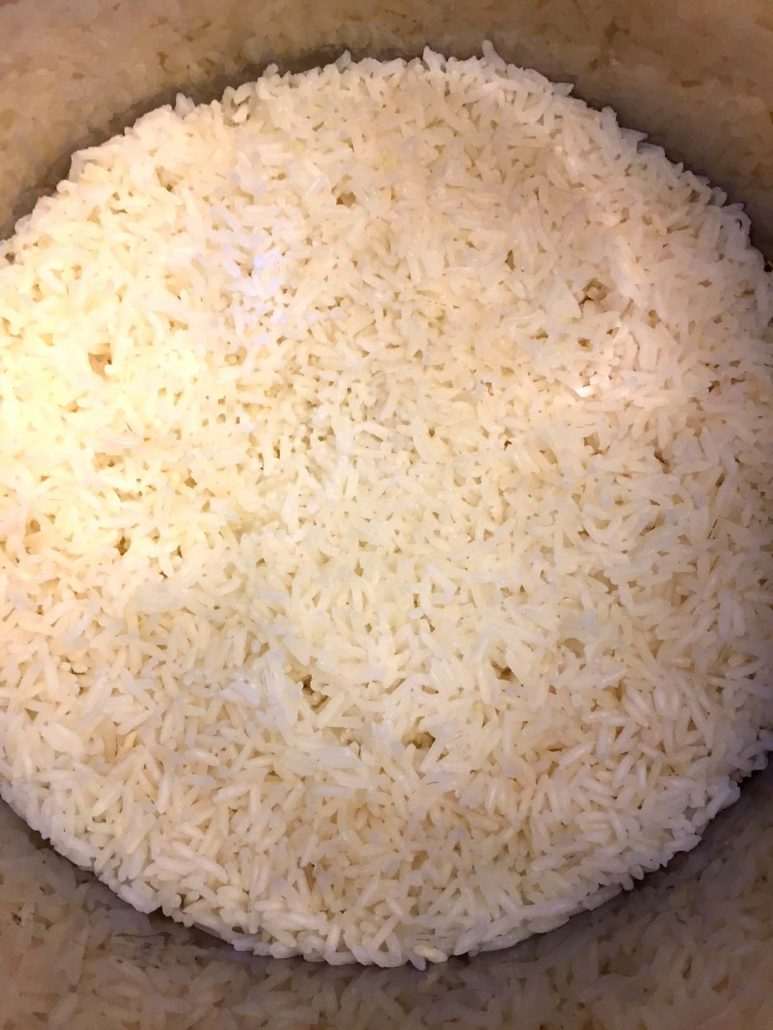 White Rice To Water Instant Pot Ratio