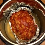 Pressure Cooker Meatloaf