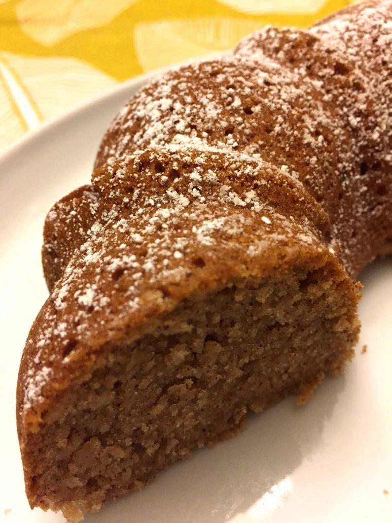 Homemade Applesauce Cake Recipe
