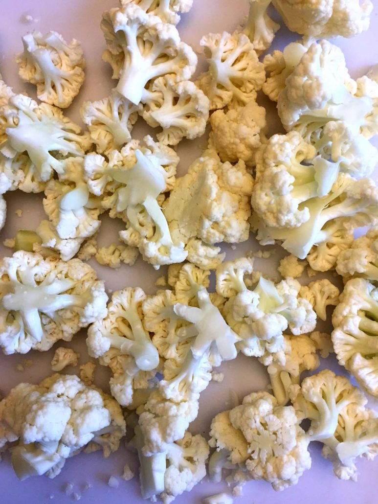 Raw Cauliflower