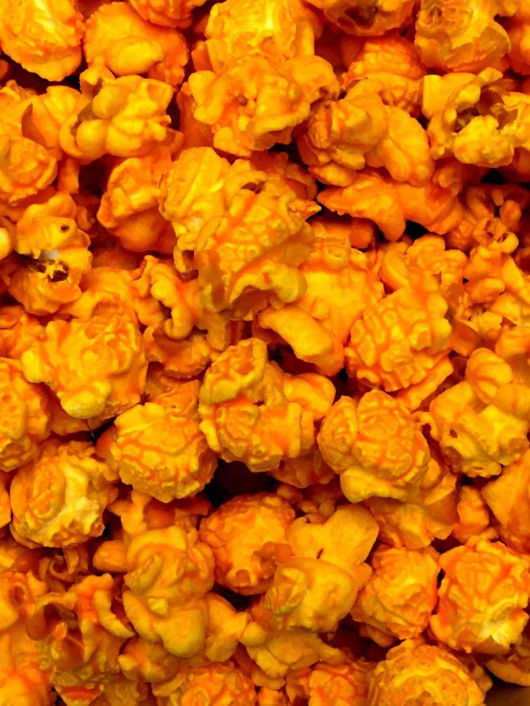 Cheddar Cheese Popcorn Best Recipe