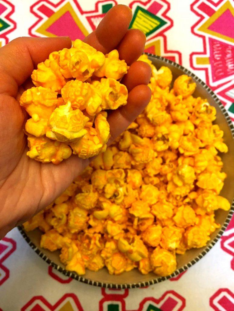 Homemade Cheese Corn