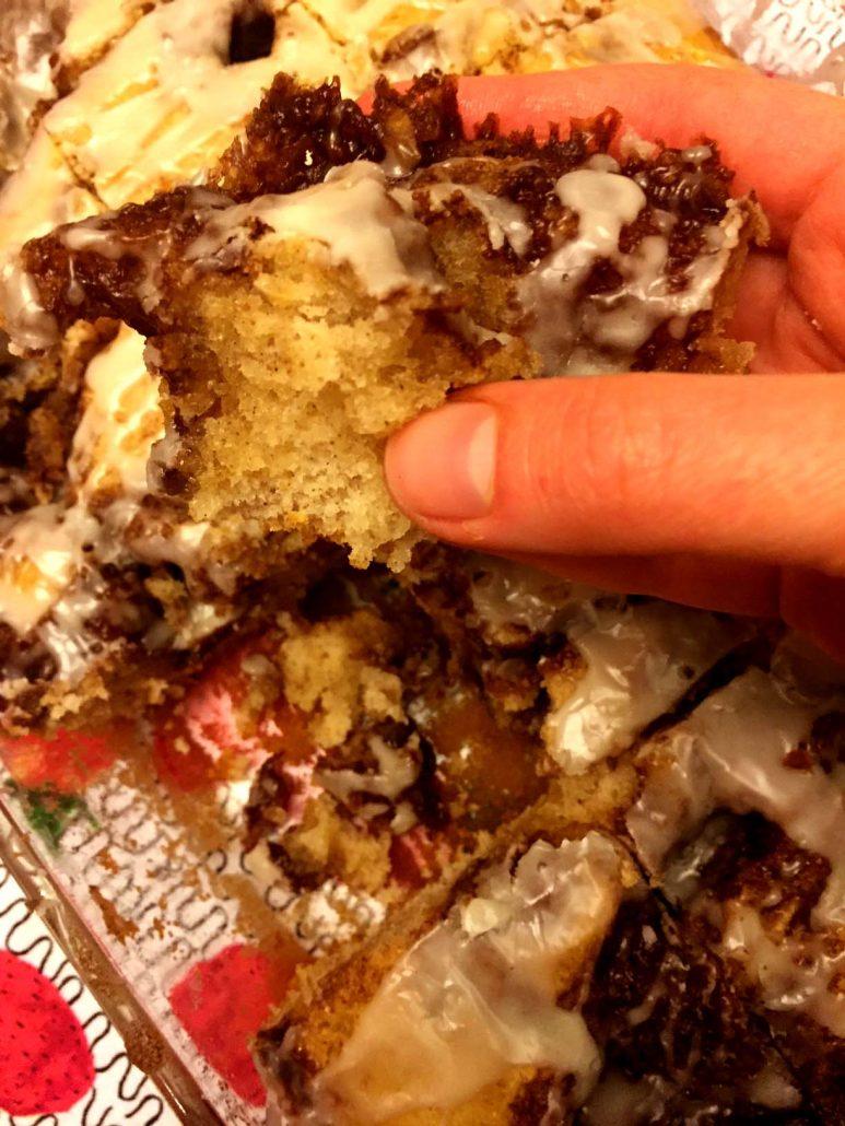 Cinnamon Roll Cake Easy Recipe