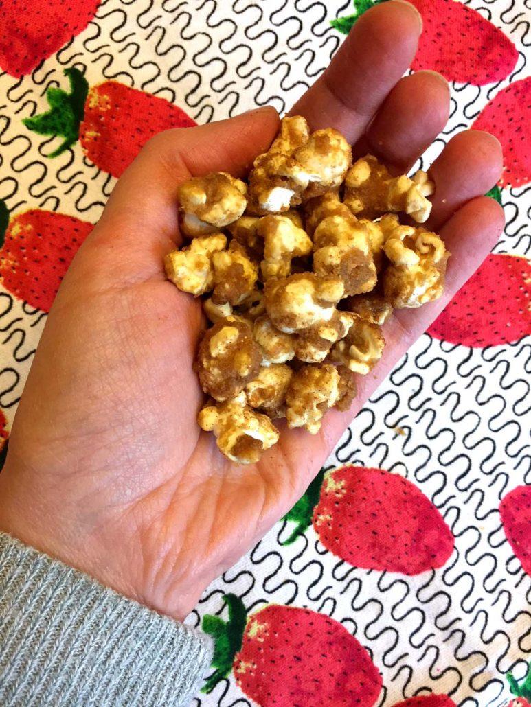 Brown Sugar Cinnamon Popcorn Recipe