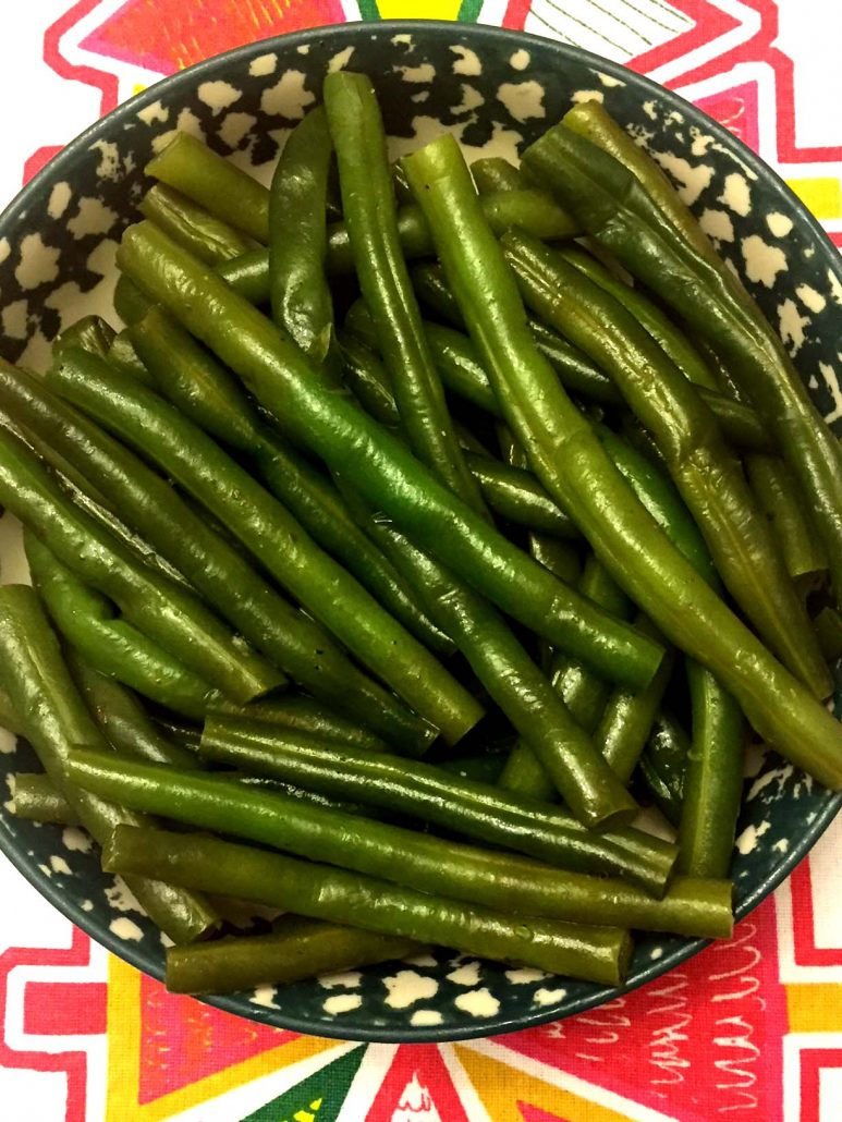 How To Make Steamed Green Beans In The Instant Pot