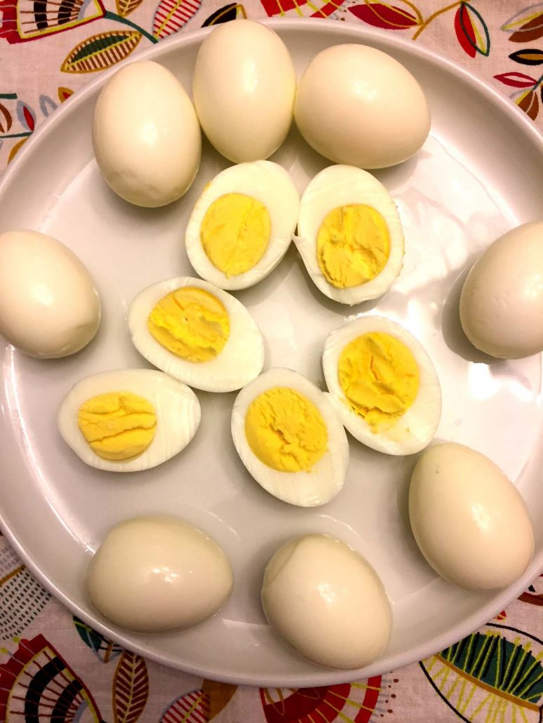 How To Boil Eggs In Instant Pot