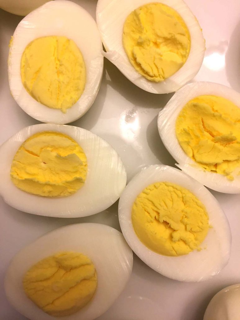 Easy Instant Pot Eggs
