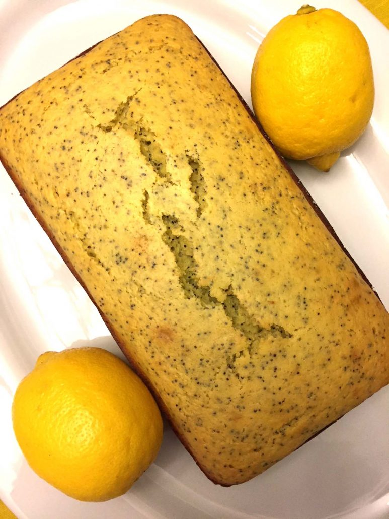 Fresh Lemon Bread Recipe