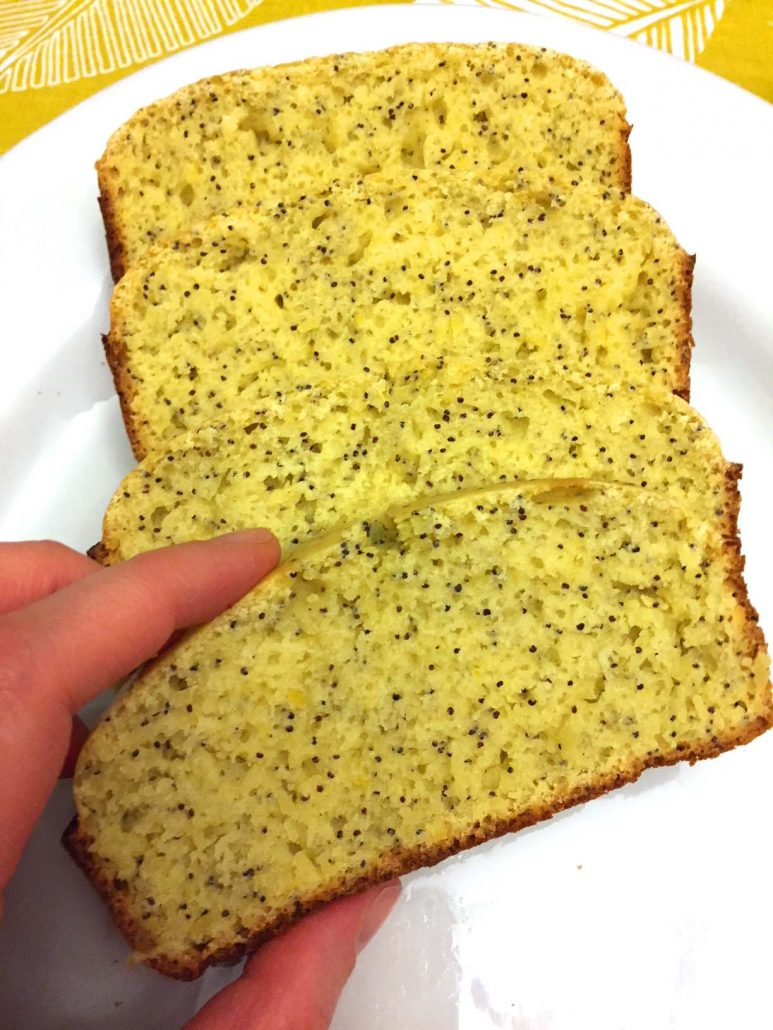 How To Make Lemon Poppy Seed Bread
