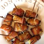 Bacon Wrapped Pineapple Bites Appetizer Recipe