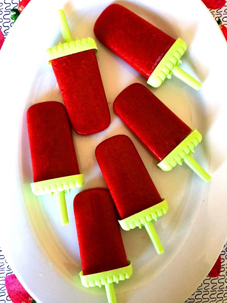 How To Make Sugar-Free Popsicles